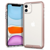 Coque iPhone 11 Caseology Skyfall-or-rose (1)