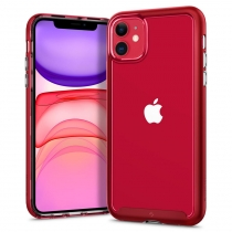 Coque iPhone 11 Caseology Skyfall-rouge (1)