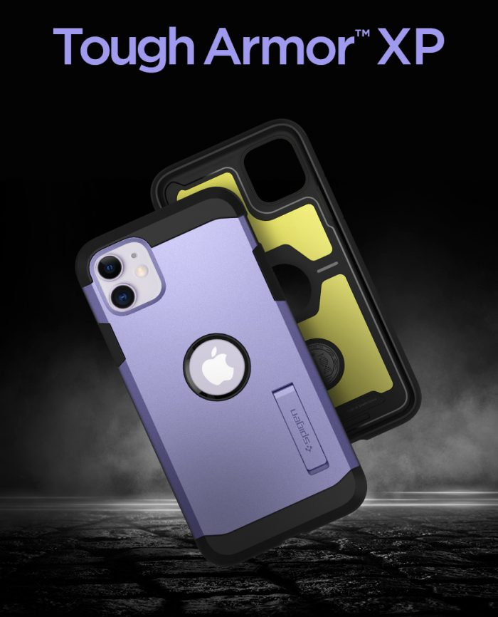 Coque iPhone 11 Spigen® Tough Armor XP-details (1)